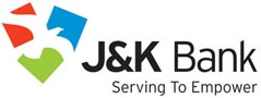 J and K bank Logo